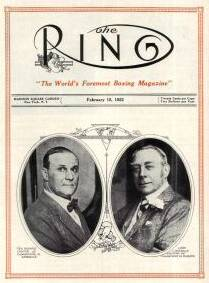 Cover Of The First Ring Magazine